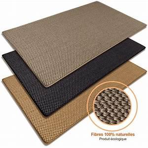 tapis de salon tiger eye fibre naturelle de sisal With grand tapis cuisine