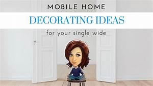Mobile, Home, Decorating, Ideas, For, Your, Single, Wide