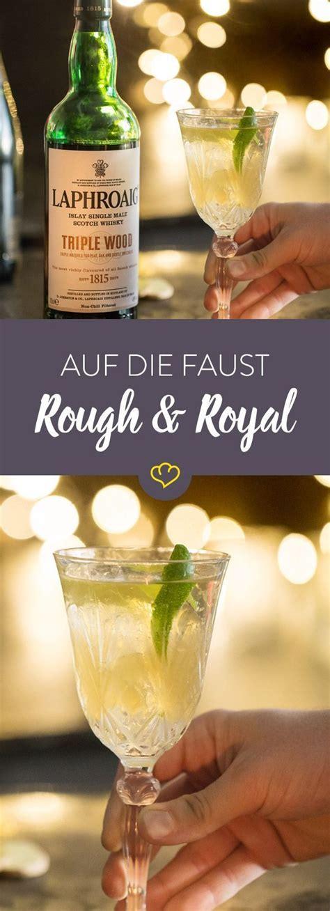 rough royal cocktail rezept silvester cocktail