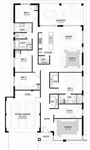 4 bedroom townhouse designs 4 bedroom house plans shoise for Layout for 4 bedroom house