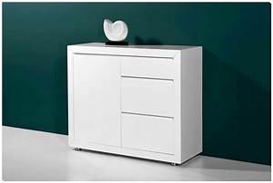 petit meuble blanc laque idees de decoration a la maison With peinture laquee blanc pour meuble