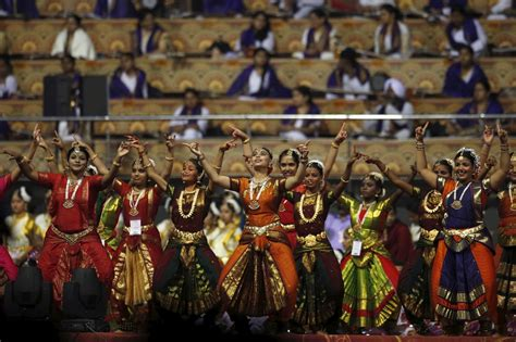 Over 1 lakh people in 161 countries watched World Culture ...