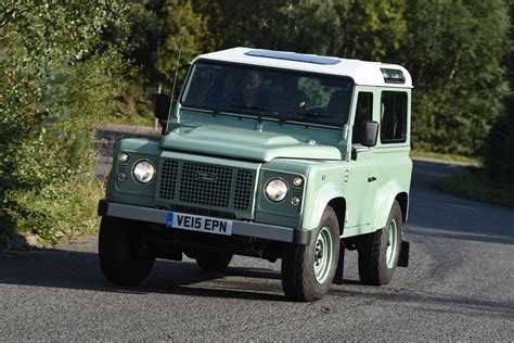 Land Rover Defender Heritage Review