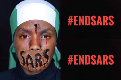 EndSARS Protests Continue Even After The Dissolution Of ...