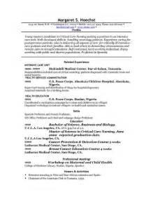 resume with profile statement resume profile statement exles berathen