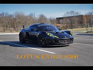 Built Motor Supercharged Lotus Exige S300 Wide Open ...