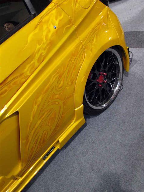 kumpulan modifikasi mobil warna kuning  modifikasi