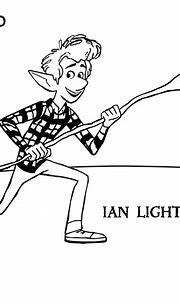 Leuk voor kids – Ian Lightfoot