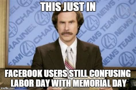 Labor Day Meme - six of the worst things about three day weekends the nerdery public