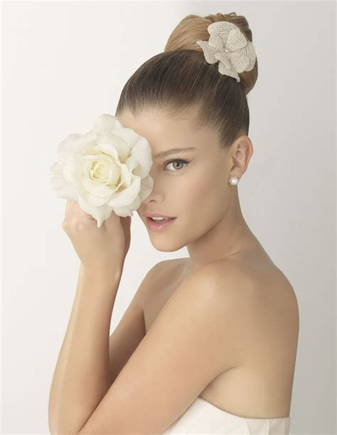 Haarschmuck Für Die Braut Von Rosa Clará Für Die Elegante