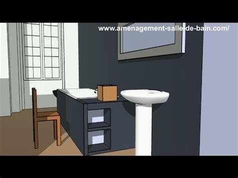 3 M2 Pour Une Maxi Salle De Bains Doovi