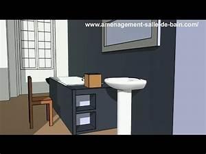 Modèle Salle De Bain : 4 mod les de petites salles de bain youtube ~ Voncanada.com Idées de Décoration