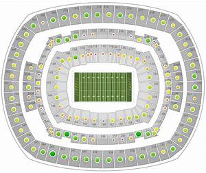 18 Beautiful Neyland Stadium Seating Chart With Rows