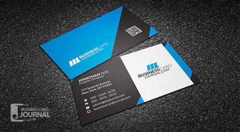 10 Unique Back Of Postcard Template Photoshop 20 Free Psd Business Card Templates From 2014