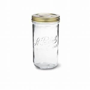 Bocaux Le Parfait Prix : bocal le parfait bocaux en verre vis 1 5l le parfait ~ Premium-room.com Idées de Décoration