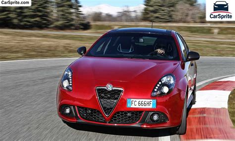 Alfa Romeo Giulietta Price by Alfa Romeo Giulietta 2018 Prices And Specifications In