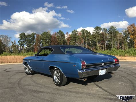 Chevrolet Chevelle Ss For Sale by 1969 Chevrolet Chevelle Ss 396 For Sale 71525 Mcg