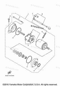 Yamaha Side By Side 2007 Oem Parts Diagram For Starting