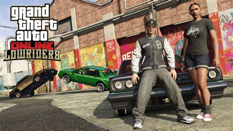 gta  lowriders dlc coming   ps xbox   pc