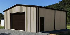 30x30 steel storage building pricing renegade steel With 30 x 70 metal building