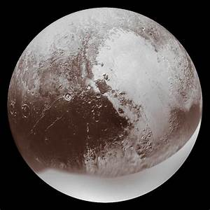 Pluto: Dwarf Planet Dataset | Science On a Sphere
