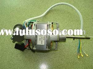 Electric Standing Fan Motor Wiring Diagram  Electric