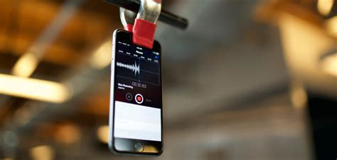 best smartphone for recording iphones and wireless mics being used for professional