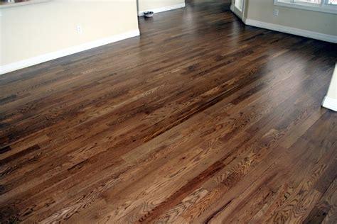 Restaining Hardwood Floors Darker Staining Hardwood Floors