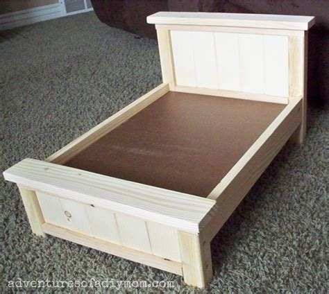 furniture 18 photos mattresses pdf plans 18 doll bed pattern diy 4x4 mailbox post