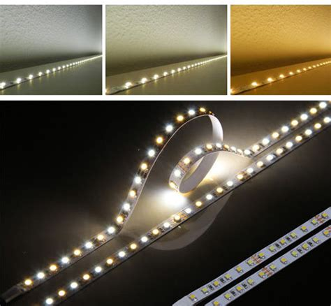 STRISCIA LED 5 MT SMD 3528 600 LED IP20 CCT COLOR TEMP