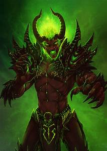 Heroes of the Storm Build Concept: Sargeras (Updated ...