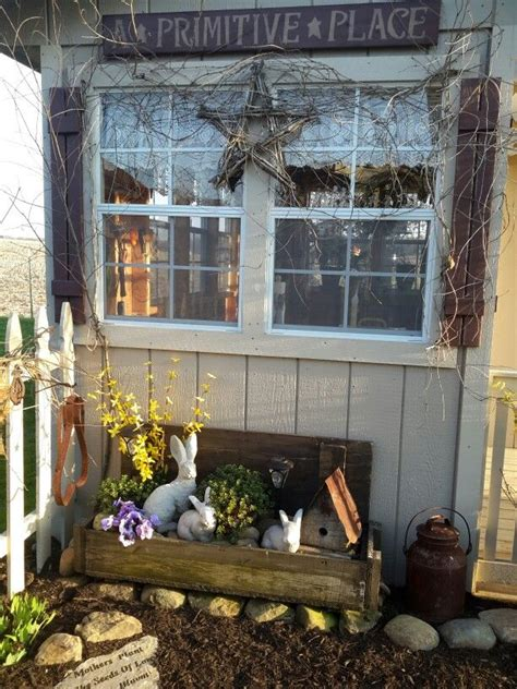 Primitive Decorating Ideas For Outside by 184 Best Images About Prim Summer Decorating On