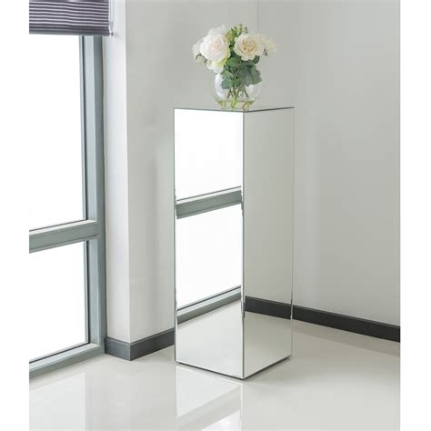 shelf as headboard mirrored pedestal large furniture from