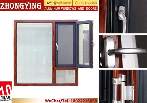 double glass aluminum house casement window grills design pricejalousie windows