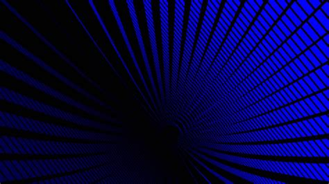 Black And Blue Background Blue Square Tunnel Creation Black Background Animation