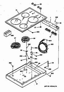 Ge Electric Cooktop Parts