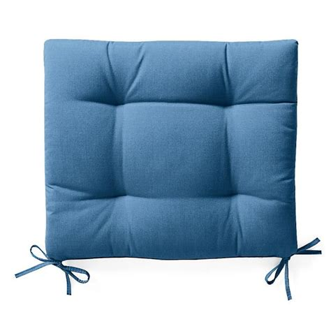 tufted outdoor chair cushion frontgate