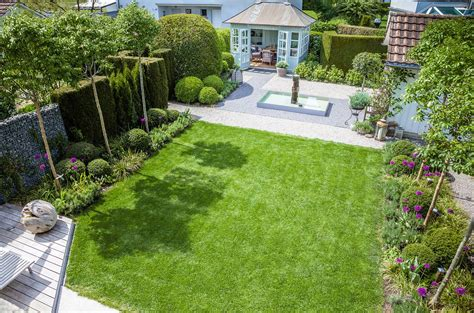 Gartendesign Für Kleine Gärten