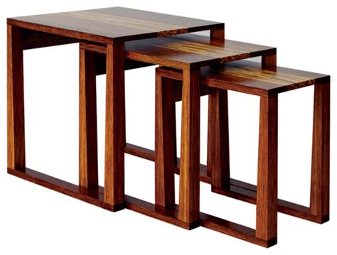nesting end tables nesting tables furniture antique