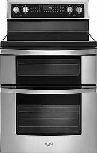 Whirlpool 6.7 Cu. Ft. Self-Cleaning Freestanding Double ...