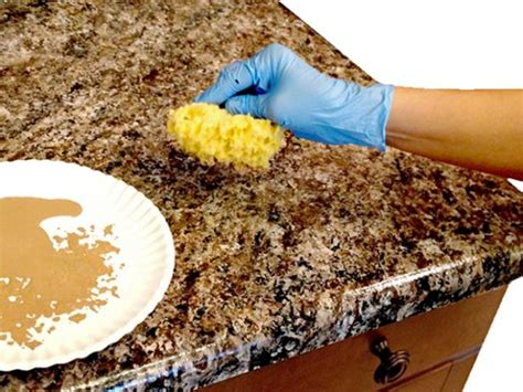 how to paint laminate countertops how to paint laminate kitchen countertops diy