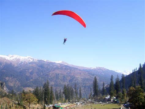 Paragliding At Solang Valley - India Travel Forum ...