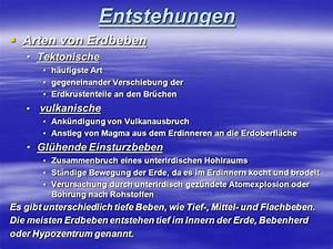 Wie Tief Erde Im Gewächshaus : erdbeben von dennis s mehmet ppt herunterladen ~ Markanthonyermac.com Haus und Dekorationen