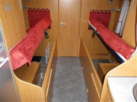 Profilé Bavaria Lits Jumeaux 2008 Pas Cher, Caravane