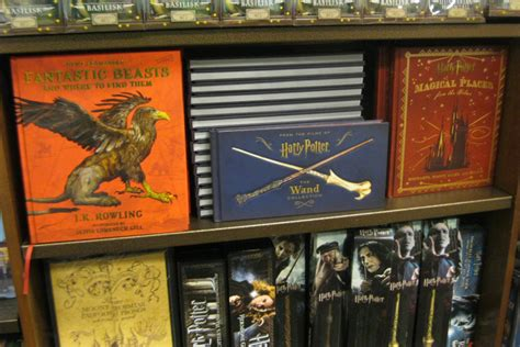 barnes and noble harry potter the wizarding world charms local barnes and noble potter
