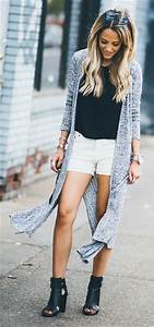 Long Sweaters With Shorts