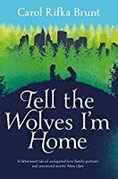 wolves im home  carol rifka brunt