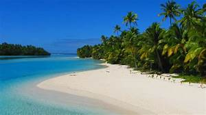 Pin Pin-beaches-beautiful-palm-trees-sunrise-sunset ...
