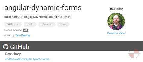 angular dynamic form 5 premium angularjs forms angularjs 4u