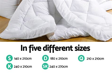Giselle Bedding 700gsm Australian Merino Wool Quilt Blanket Duvet Doona Double 9350062078532 Cheap Fire Blanket Wholesale Electric Blankets King Size Bed Wood Box Pigs In A With Cocktail Smokies Suede Throw Asda Micro Fleece Baby